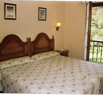 Habitacion estandar dos camas
